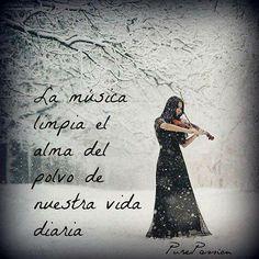 La música...Mi vida.