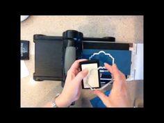 VersaMark & Embossing with Nestie Dies ~ Video Tutorial Card Making Tips, Card Making Tutorials, Card Making Techniques, Making Ideas, Scrapbooking Technique, Embossing Techniques, Embossed Cards, Copics, Scrapbook Cards