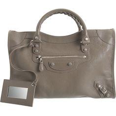 68fed5df5b Balenciaga Giant City #girlsdesignerpurse Balenciaga Giant City, Small  Handbags, Tote Handbags, Best