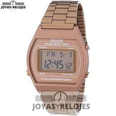 808443a63693 CASIO B 640-WC al Mejor Precio. Joyas y Relojes Online España
