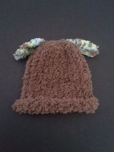 Baby boy Hat Size 0-3 Months Infant hat by BloomingRoseCrochet