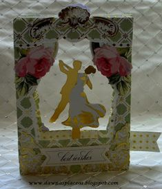 Anna Griffin Cards, I Card, Decorative Boxes, Paper Crafts, Scrapbook, Projects, Inspiration, Beautiful, Log Projects