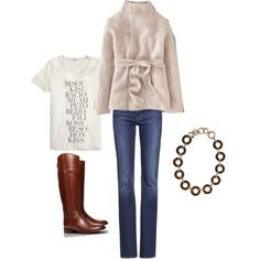 """""""Neutrals"""" by mgall on Polyvore"""