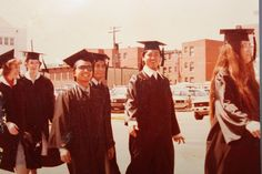 Graduation ISU 1984 , Bac of Science (Math)