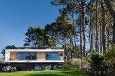 Casa en Crozon, Francia - Agence d'architecture Pierre-Yves Le Goaziou - © Pascal Léopold
