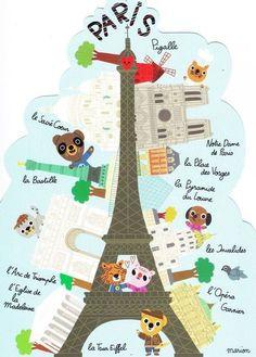 Découvrir Paris.