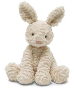 http://www.shoppingkidstoys.com/category/jellycat/ Jellycat Fuddlewuddle Champagne Bunny - Medium
