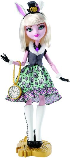 Ever After High - Cdh57 - Poupée Mannequin - Bunny - Royal: Amazon.fr: Jeux et Jouets