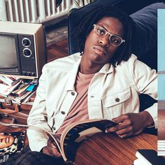 Built for tomorrow // The Transparent Clubmaster is a fresh twist on an icon // @DanielCaesar tries it out in  by @HYPEBEAST