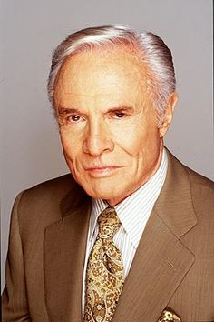 James Mitchell 1920 – 2010 (Palmer Cortlandt on the soap opera All My Children 1979–2010)
