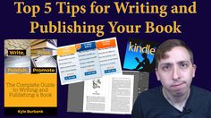 Top 5 Tips for Writing and Publishing a Book Easier said than done IMO. Writing A Book, Writing Tips, Book Publishing, Poems, Campaign, Success, Marketing, Education, Reading