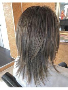 Medium Layered Hair, Medium Hair Cuts, Medium Hair Styles, Long Hair Styles, Bob Haircut For Fine Hair, Haircuts For Long Hair, Straight Hairstyles, Layerd Hair, Hair Tips Video