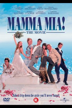 Mamma Mia!  Who was the dad???  :)