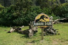 Kualoa Ranch, where Jurassic Park was filmed.