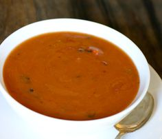 Fire Roasted Tomato Basil Bisque
