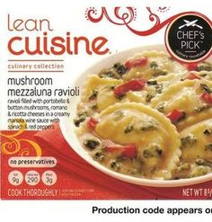 1000 images about tk on pinterest lean cuisine ricotta for Are lean cuisine dinners healthy