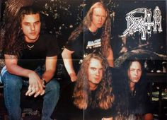 ᵀᴴᴱ ᴼᴿᴵᴳᴵᴻᴬᴸ  Many listeners call the leader of this American group Chuck Schuldiner a father of det-metal, which is quite deserved. This man was the first who began to use elements of jazz in death metal, is considered a pioneer of...
