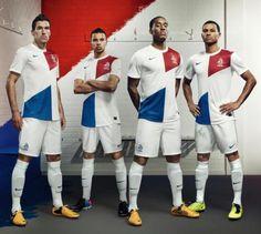 New Netherlands Away Kit 2013