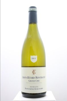 Fontaine-Gagnard Criots-Batard-Montrachet 2011. France, Burgundy, Chassagne Montrachet, Grand Cru. 6 Bottles á 0,75l. Price realized (9/2016): 780 USD (130 USD/Bottle).