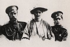 Nicholas II with his wife and son. One Last Dance, The Bolsheviks, House Of Romanov, Alexandra Feodorovna, Four Sisters, 13 Year Olds, Memoirs, Sons, History