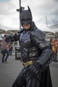 Batman, MCM London Comic-Con 2013.
