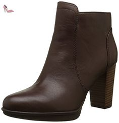 Tommy Hilfiger  J1285AKIMA 8A, Bottes Classiques femme - Marron - Braun (COFFEEBEAN 212), 39 - Chaussures tommy hilfiger (*Partner-Link)
