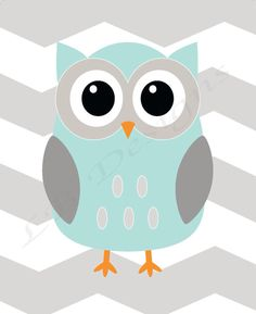 Hey, I found this really awesome Etsy listing at https://www.etsy.com/listing/110437111/aqua-and-gray-owl-nursery-print-woodland
