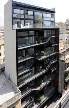 Architect: Bernard Khoury Architects Location: Beirut, Lebanon