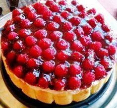 ... TORTAS DOCE SWEET PIES on Pinterest | Cheesecake, Tarts and Rezepte
