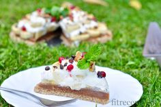 Fit Banoffee Pie - FitRecepty
