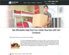 Man with Van Collier Row Romford RM5