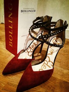 The perfect match! Sam Edelman Darla shoes