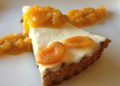 CHEZ L'AMI LOUIS: Cheesecake de Albaricoques