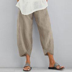 Men/'s Retro Multi Color Floral Slim Fit Elastic Waist Linen Casual Shorts Pants