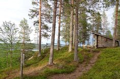 """The scenic Eero's Trail Eero's Path (Eeron Polku) offers spectacular views of Pello's """"Great Lakes"""" region. Eero's Path is showcases the life of Olympic ch Great Lakes Region, Natural Wonders, Finland, Paths, Trail, Landscape, Nature, Life, Naturaleza"""