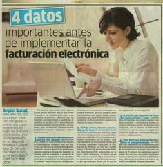 4 datos importantes antes de implementar la facturación electrónica