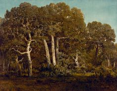 Getty exhibition makes a case for the enduring power of Theodore Rousseau