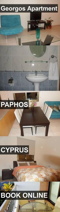 Georgos Apartment in Paphos, Cyprus. For more information, photos, reviews and best prices please follow the link. #Cyprus #Paphos #travel #vacation #apartment