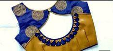 Cotton Saree Blouse Designs, Cutwork Blouse Designs, Patch Work Blouse Designs, Simple Blouse Designs, Blouse Back Neck Designs, Stylish Blouse Design, Blouse Neck Patterns, Designer Blouse Patterns, Beautiful
