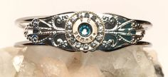 Steampunk Bracelet, Bullet Bracelet, Industrial Unique Bullet & Filigree Custom Cuff Bracelet, Steampunk Jewelry by Phelixology.   Personalize this