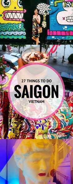 Want to skip the tourist traps and escape the city's sweltering surge? Saigon has heaps of secret places to shop, amazing street art to see and an electric skyline to sip cocktails over. Take a look at Haute Culture's 27 Things To Do In Saigon for a New Travel, Asia Travel, Travel Style, Travel Tips, Beach Travel, Cheap Travel, Travel Hacks, Budget Travel, Laos