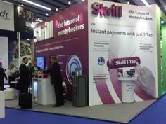 At the European iGaming Congress and Expo in Barcelona