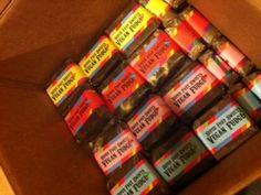 Box of fudge!