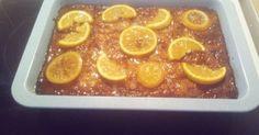 Εξαιρετική συνταγή για Γευστική πορτοκαλόπιτα.