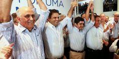 PORTAL DE ITACARAMBI: Aécio fecha primeira aliança com o PMDB