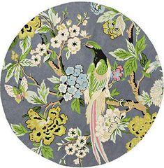 #Anthropologie Grey Floral Conure Rug #ad