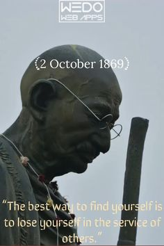 Salute the man who left his mark on Indian History. Today is the birth anniversary of Mahatma Gandhi. Amazing Photos, Cool Photos, Happy Gandhi Jayanti, Teacher Appreciation Cards, Mahatma Gandhi, Losing You, Independence Day, Daydream, The Man