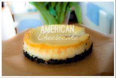 Ich backs mir American Cheesecake auf www.ausstattungundso.de