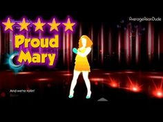 ▶ Just Dance Greatest Hits - Proud Mary - 5* Stars - YouTube