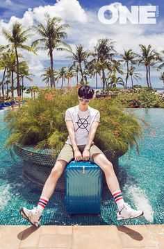 Ahn Jae Hyun for One magazine July Issue Ahn Jae Hyun, Korean Boys Hot, Korean Star, Korean Male Models, Korean Model, Asian Actors, Korean Actors, K Pop, Dramas